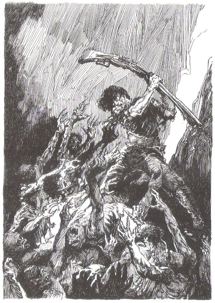 Solomon Kane - The Hills of the Dead
