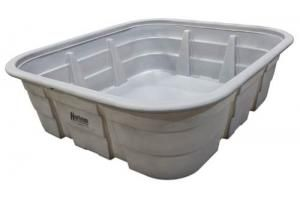 "This is the Hastings 750 Gallon Poly/Plastic Containment Tank.  This rectangular 750 gallon poly tank specifically for use as secondary containment. Measures 7' x 8' x 28"". Can also be used as a standard poly stock tank.  As EPA regulations and..."
