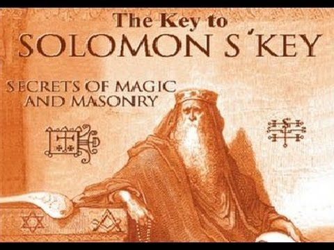 The REAL MAGIC of Solomon - ANCIENT SECRETS REVEALED (OCCULT SUPERNATURAL DOCUMENTARY) - YouTube