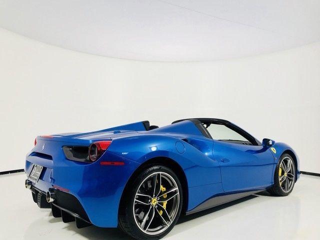 2017 Ferrari 488 Carbon Fiber Ext Trim Full Carbon Fiber Int 2017 Ferrari 488 Spider Carbon Fiber Ext Trim Full Carb Ferrari 488 Carbon Fiber Ferrari