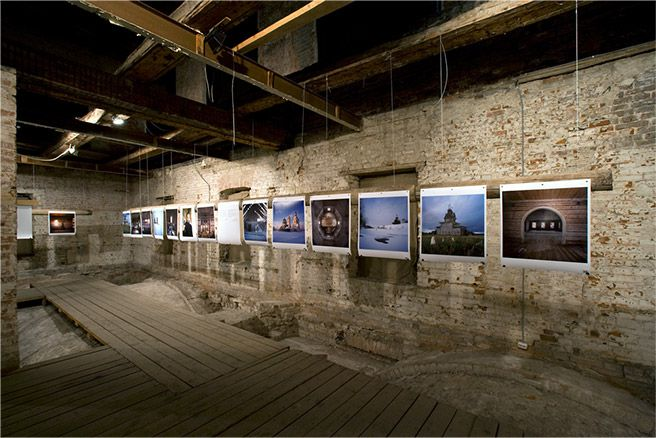 Architecture and Photography Schusev State Museum (photo: Richard Davies)