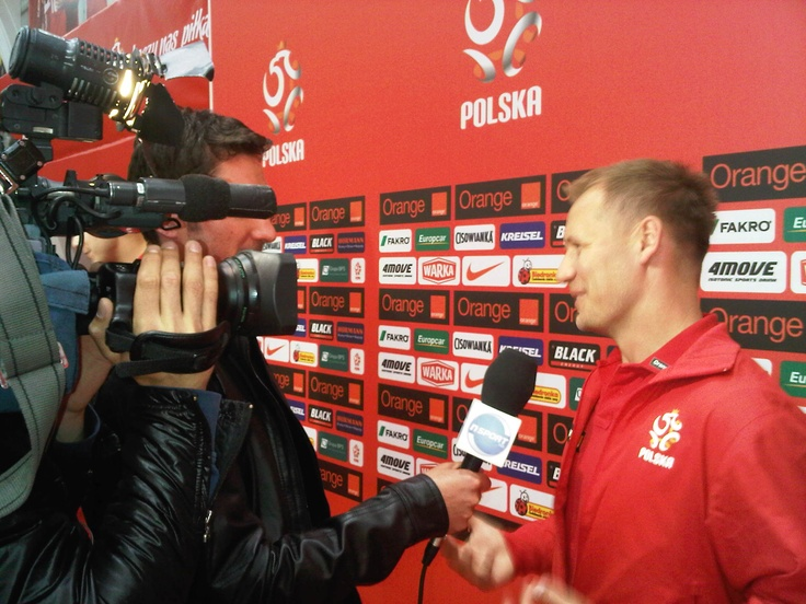UEFA EURO 2012 Warsaw, Polish national team press office
