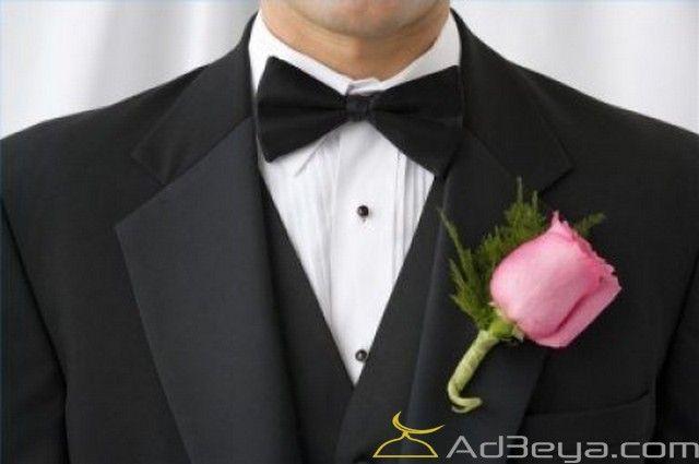 تفسير حلم رؤية العريس في المنام بالتفصيل العريس العريس في الحلم العريس في المنام تفسير ابن سيرين Beauty Pageant Dresses Stylish Prom Dress Wearing A Tuxedo
