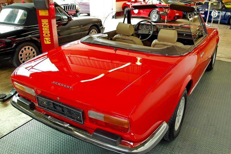 Traditiegetrouw werkte Peugeot samen met de Italiaanse ontwerper Pininfarina voor hun meer exclusieve modellen. In het voorjaar van 1969 verschenen voor he