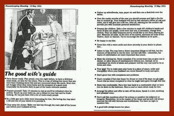 Manual dating guide women 8