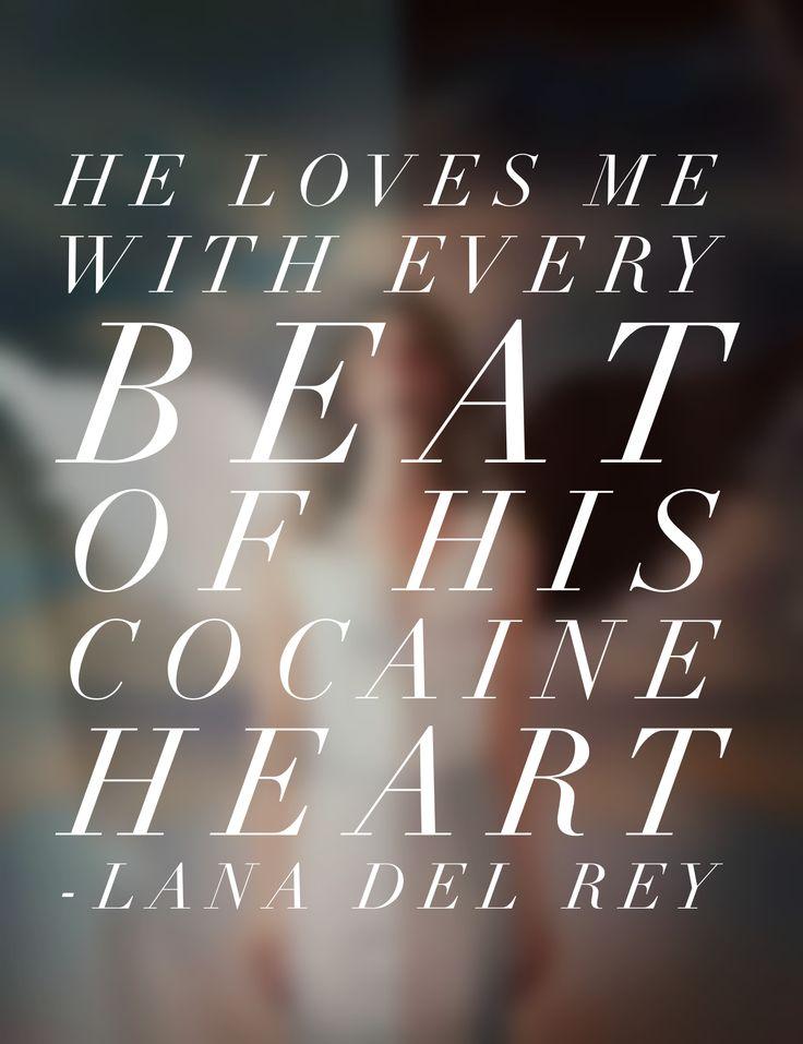 Übersetzung Lana Del Rey - Off to the Races …