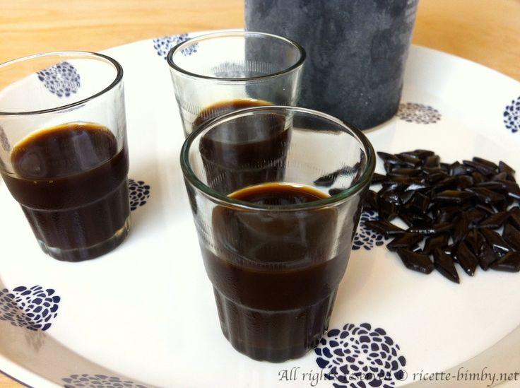 Liquore di liquirizia Bimby • Ricette Bimby