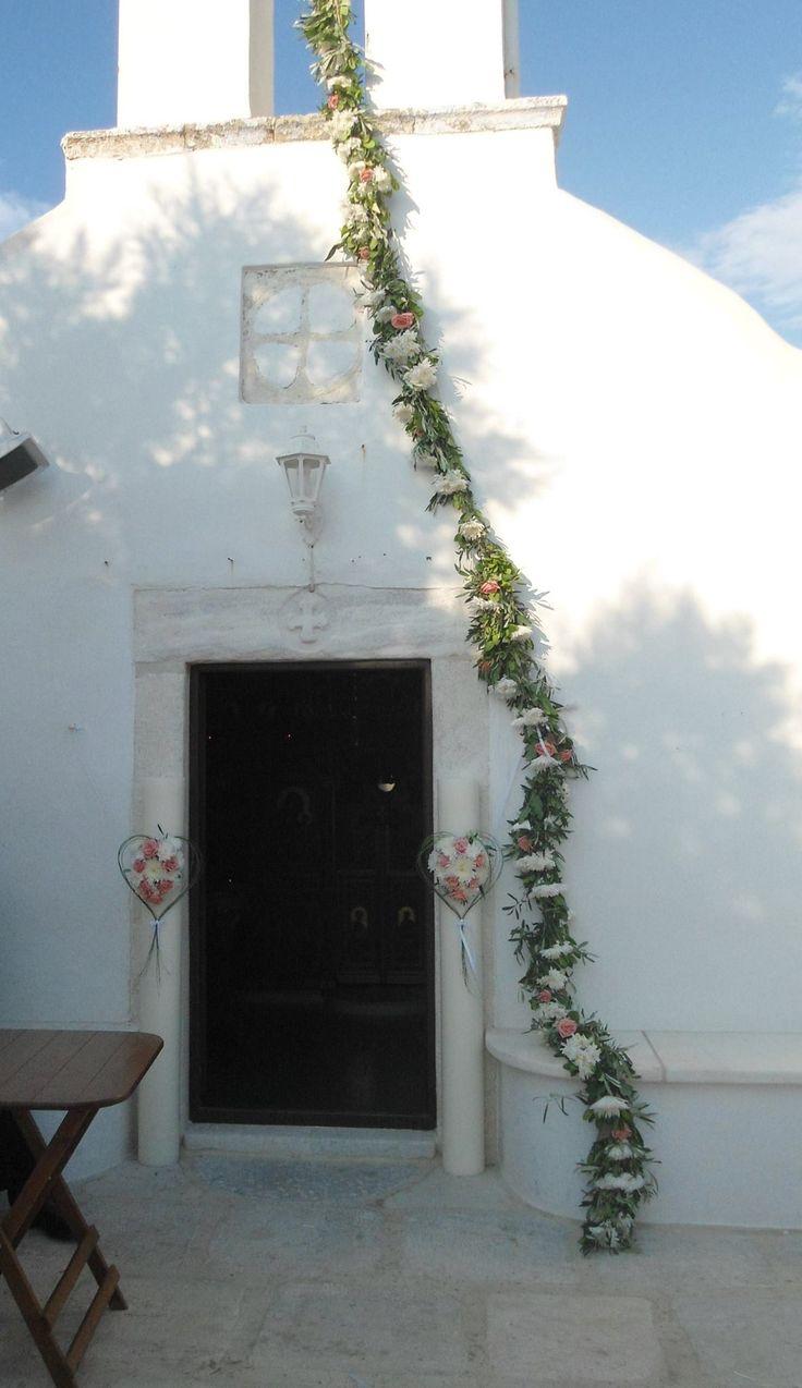 Στολισμός εκκλησίας Greek church decor