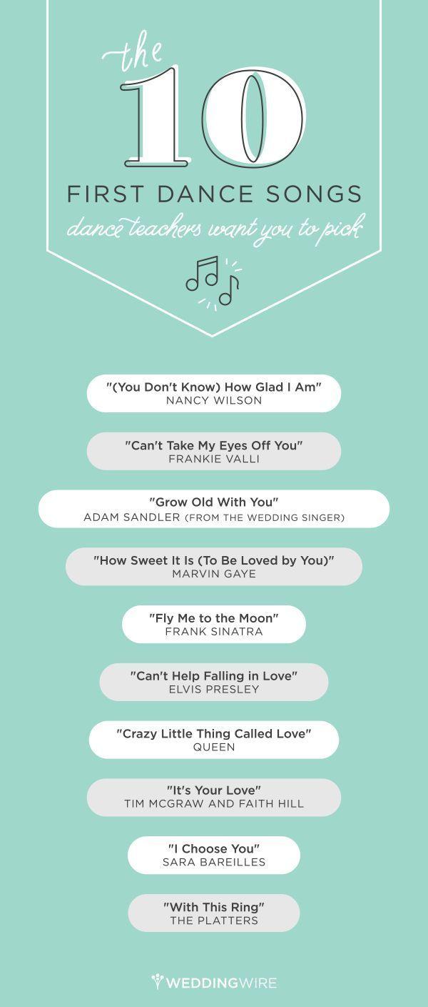 Wedding Ideas First Dance Songs First Dance Wedding Songs Wedding Songs