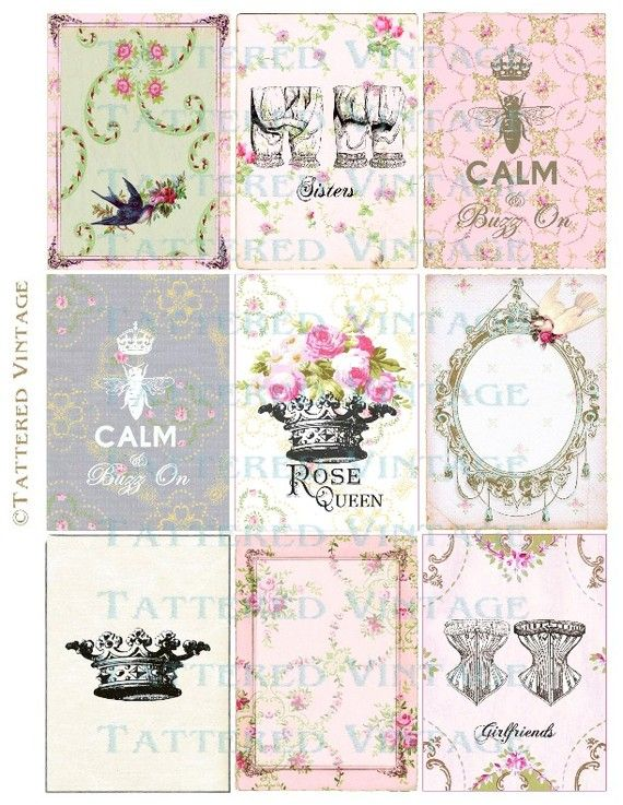 Vintage Girly Wallpaper Girly Chic Tags ...