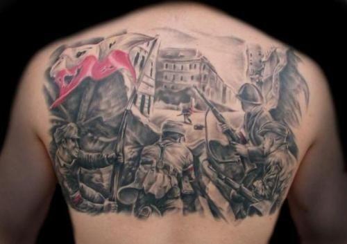 ... Beautiful Tattoo, Back Tattoos