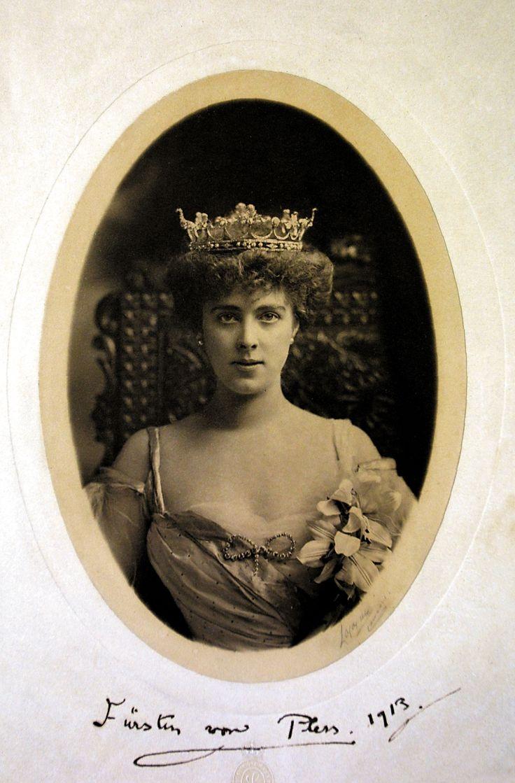 Ekspozycje stałe | Muzeum Zamkowe w Pszczynie Daisy, Maria Corwallis West the Lady of Pless