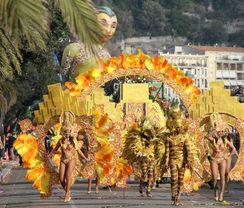 Carnaval de Nice. © Only France