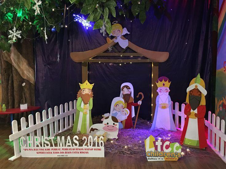 Ltcc Christmas 2016 decoration