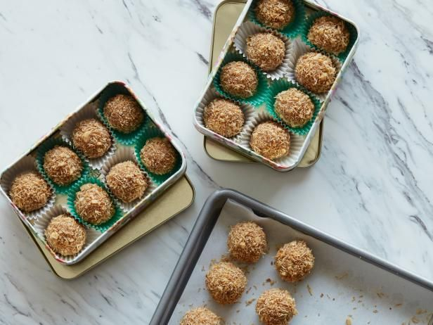 Get Baklava Truffles Recipe from Food Network