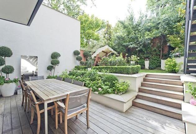 Terraced house for sale in Thornwood Gardens, Kensington, London W8 - 28679489