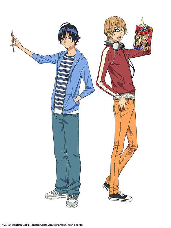 Bakuman, l'adaptation animée du célèbre manga éponyme de Tsugumi Ohba et Takeshi Obata, va être diffusée sur la chaine J-One dès aujourd'hui.Elle sera proposée en VF du...