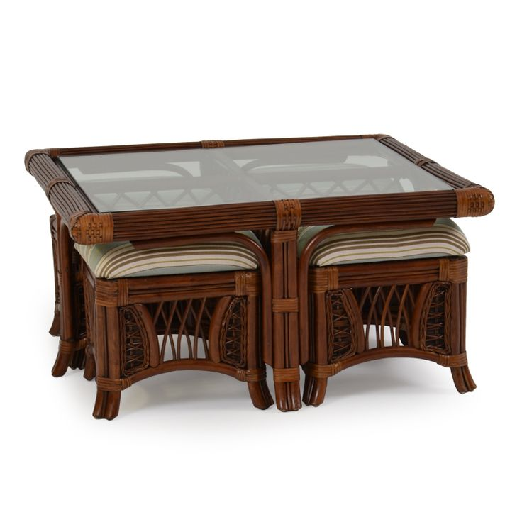 Plantation Rattan Coffee Table: 1000+ Images About Sun Room Furniture On Pinterest