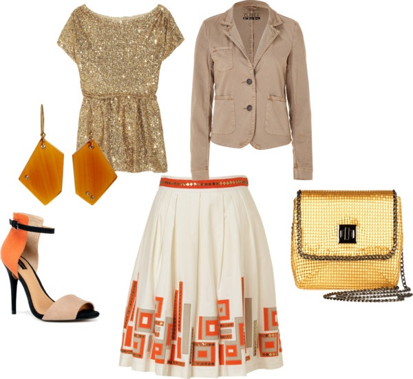 """""""Goldie-box"""" by pollywanta on Polyvore: Goldie Boxes"""