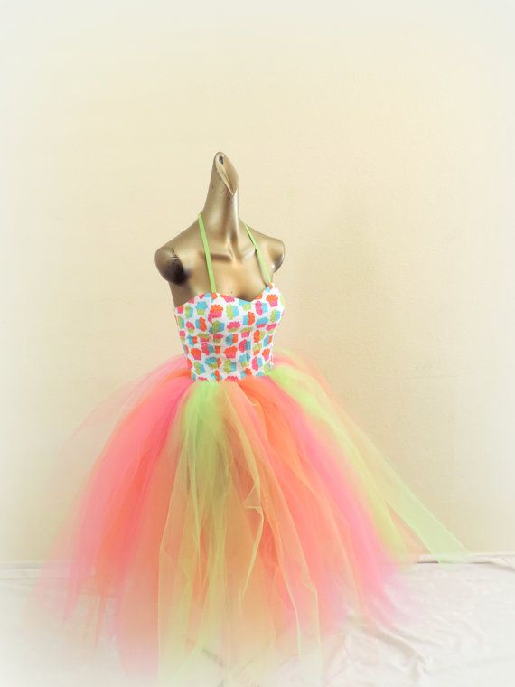 Adult tutucupcake tutu dress adult tutu dress sweet 16 by TutuHot, $150.00