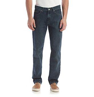 Lee® Men's Regular-Fit Stretch Jeans