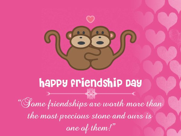 Latest Friendship Day Messages in English 2017