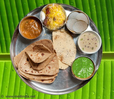 Indian Food Calorie Counter