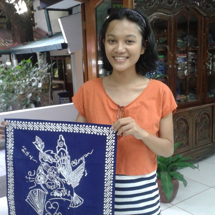 my batik