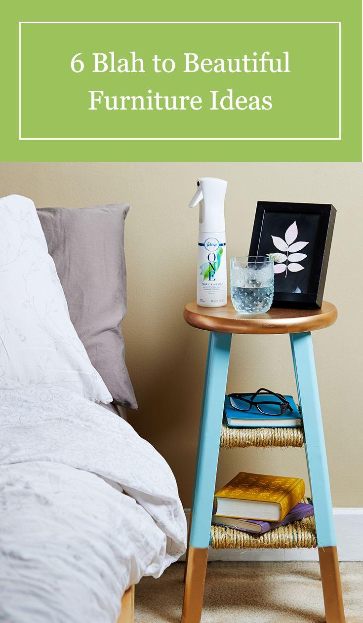 6 DIY Furniture Upgrades