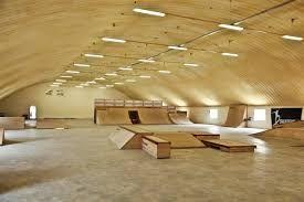Image result for interior skatepark