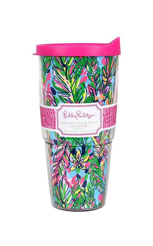A double walled cup is an investment worth making. For a girl on the go, you need to stay hydrated and what better way than with a printed hot and cold mug? Take it anywhere and everywhere.