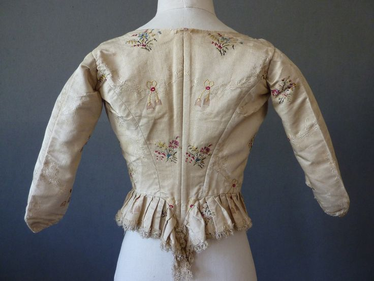 46 best Gowns: Jackets & Short Gowns images on Pinterest | Vintage ...