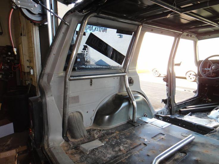 Jeepys: Yes! XJ cross rear