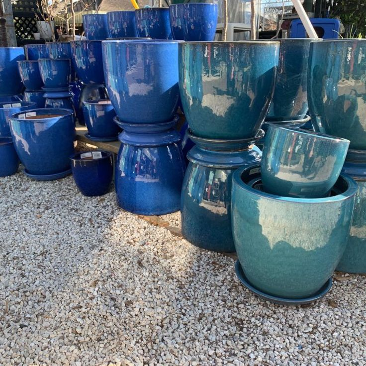 Houston buchanans large selection of pottery and