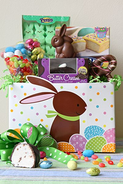 70 best easter images on pinterest gift basket gift baskets and our easter eggstravaganza basket is eggsactly what the easter bunny ordered 699 shipping with the negle Image collections