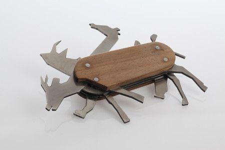 Animal multitool knife