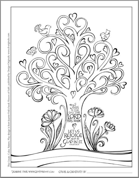 Zenspirations Celebrate Miracles Coloring Contest