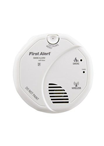 First Alert SA511CN2-3ST Interconnected Wireless Smoke Alarm with Voice Location, Battery Operated, Pack of Two #First #Alert #SACN #Interconnected #Wireless #Smoke #Alarm #with #Voice #Location, #Battery #Operated, #Pack