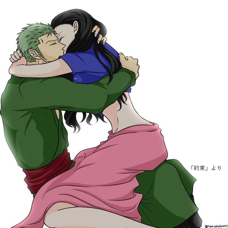 one piece zoro and robin relationship