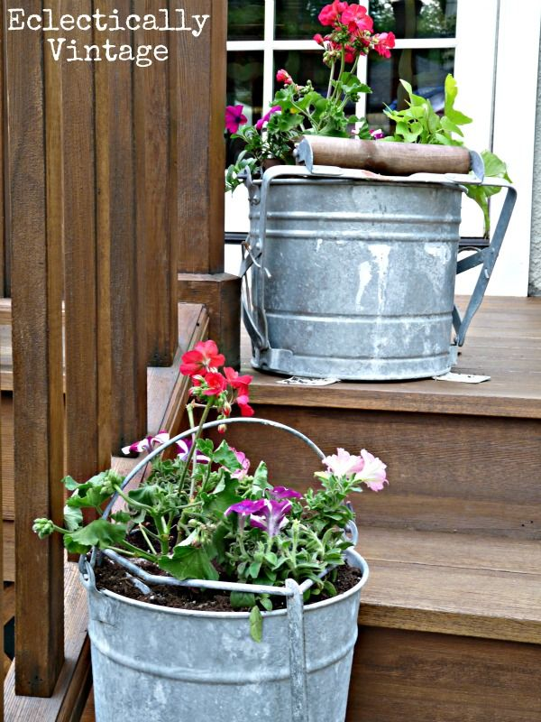 17 best images about unusual planters on pinterest gardens planters and whiskey barrel planter - Unusual planters for outdoors ...
