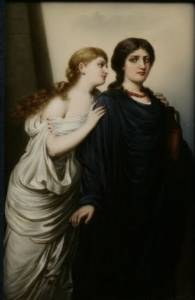 a comparison of oedipus and tiresias two greek myths In greek mythology the gods are rarely wrong in their predictions of the future  yet some characters still ignore their predictions oedipus was a sharp man furnished with wit and intellect, yet his lack of self-knowledge and his arrogance led to his termination.