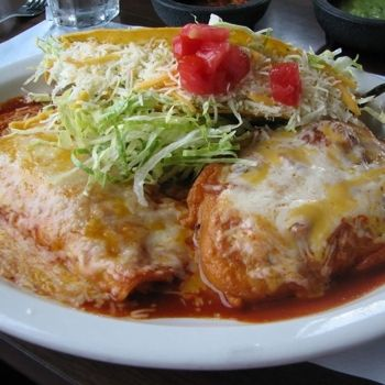 Healthy Slow Cooking Enchiladas