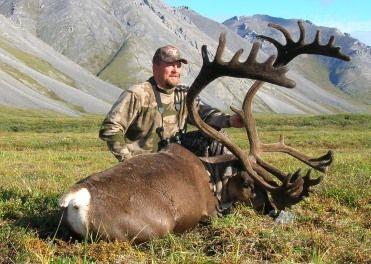 Caribou Hunting Alaska   Deltana Outfitters- Arctic Alaska Hunting games