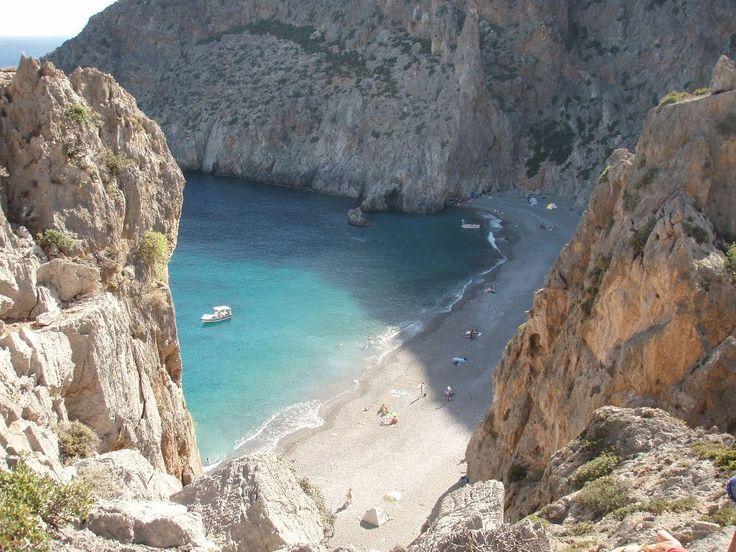 Κρήτη - Αγιοφάραγγο 1