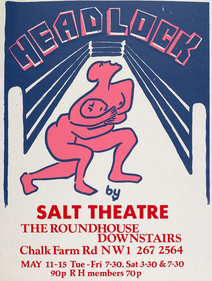 The Roundhouse publishes enormous archive of posters to celebrate 50 years as a performing arts centre.