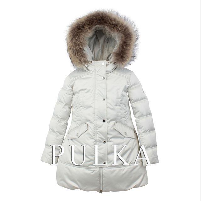 Универсальное #зимнеепальто для девочки (размеры 128-164) из новой коллекции #PULKA ! Согреет в морозы до -25! Натуральный мех енота; ткань, устойчивая к разрывным нагрузкам и истиранию; утеплитель МИКС + ISOSOFT.  Новая коллекция бренда уже доступна в магазинах #SilverSpoon #LapinHouse #KidsRocks #Pollichini  Коллекция также представлена в интернет-магазинах: ozon.ru esky.ru wildberries.ru refinado.ru milashi.ru  Посмотреть ближайший к вам магазин: http://pulka-kids.ru/store ❄❄❄❄…