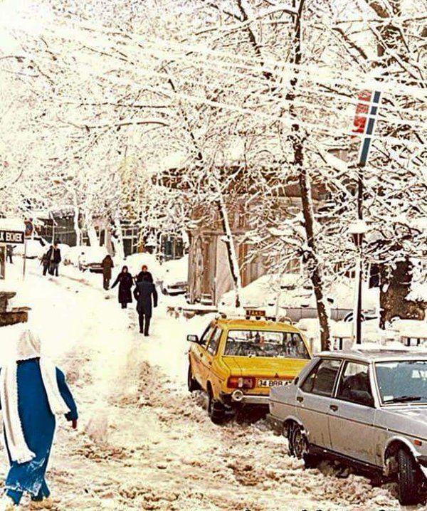 Beyaz Emirgan (1987) #birzamanlar #istanlook #nostalji