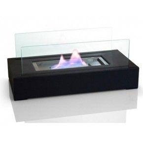 chimenea ecolgica y decorativa con bioetanol porttil no emite calor sin instalacin previa