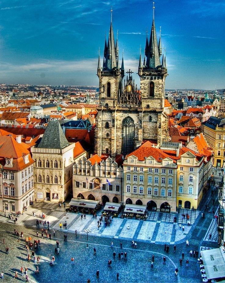 петербурге, этот чешские картинки толкование