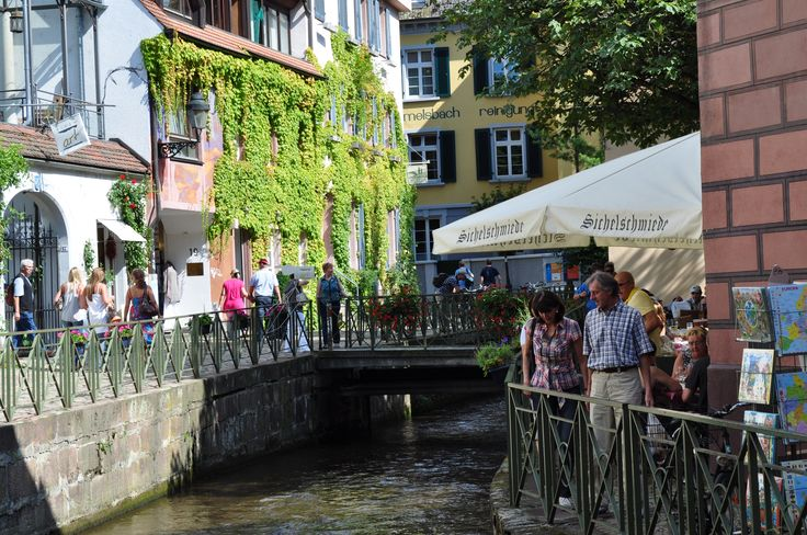 Freiburg, Germany, photo by Ministry of Tourism, Read articles at: http://www.whattravelwriterssay.com
